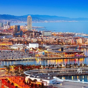 Достопримечательности Барселоны, Испания путешествие