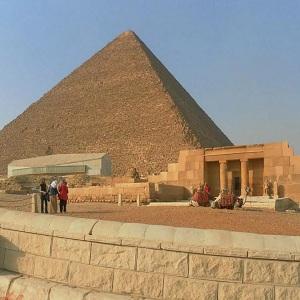 Экскурсии для туристов на отдыхе в Египте