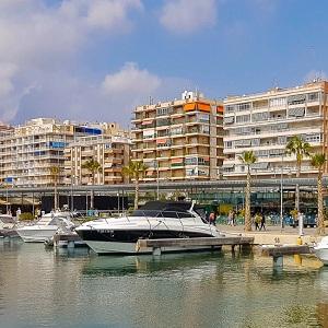 Курорт средиземноморского побережья  Испании – Санта Пола